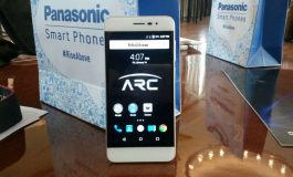 Panasonic Eluga Arc review