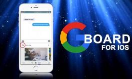 Gboard Keyboard App for iPhone