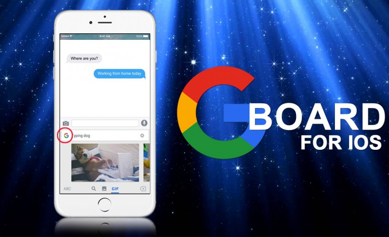 Gboard Keyboard App for iPhone