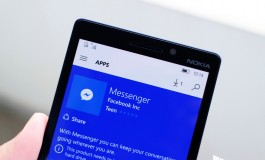 Facebook Messenger for Windows 10 Mobile