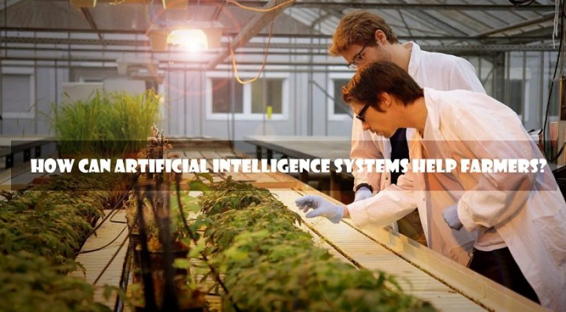 How can Artificial Intelligence Systems help Farmers?