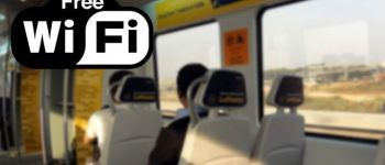 Delhi Metro Launches Airport Express Line Online Wi-Fi in coaches