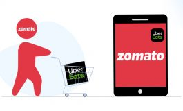 Uber Eats acquires food supply in India Zomato.