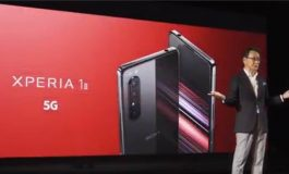 With Snapdragon 865 SoC, Sony Xperia 1 II Revealed Three Rear Cameras.